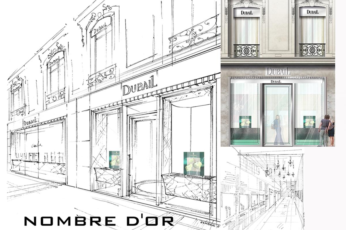 Nombre d 39 or architecture commerciale guide bijoux e for Architecture commerciale definition