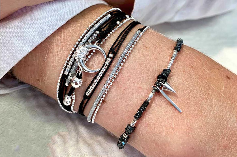Doriane bracelets